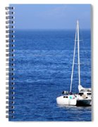 Sailboat Spiral Notebook
