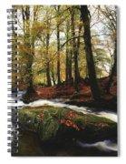 Sally Gap, County Wicklow, Ireland Spiral Notebook