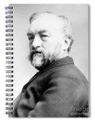 Samuel Langley, American Astronomer Spiral Notebook