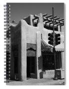Santa Fe Adobe Shop Spiral Notebook