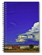 Santa Fe Drive - New Mexico Spiral Notebook