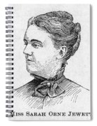 Sarah Orne Jewett Spiral Notebook