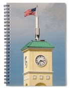 Save The Clock Tower Spiral Notebook