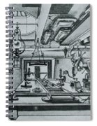 Scientific Expeditions Spiral Notebook