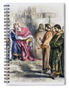 Shakespeare: King John Spiral Notebook