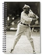 Shoeless Joe Jackson  (1889-1991) Spiral Notebook