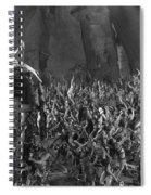 Silent Film Still: Orgies Spiral Notebook
