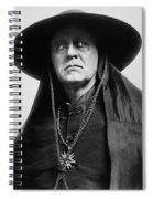 Sir Herbert Beerbohm Tree Spiral Notebook