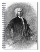 Sir William Pepperell Spiral Notebook