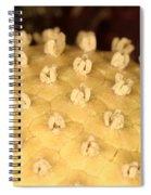 Skunk Cabbage Flower Spiral Notebook