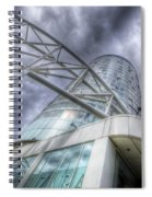 Sky Is The Limit 3.0 Spiral Notebook