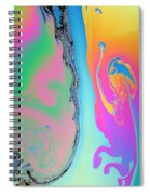 Soap Film Spiral Notebook