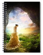 Solitary View Spiral Notebook