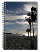 Sombrero Beach Spiral Notebook