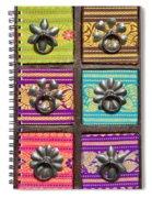 Spice Cabinet Spiral Notebook
