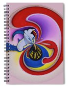 Spuds Waterfront Dining Sign - Orb Spiral Notebook