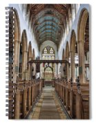 St Edmund King And Martyr Southwold Spiral Notebook