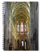 St. Vitus Cathedral Spiral Notebook