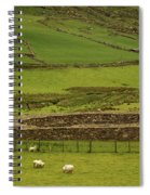 Staigue Fort, Kerry Spiral Notebook