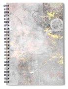 Starlight Mist Spiral Notebook