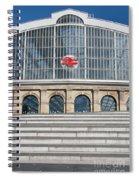 Station Spiral Notebook