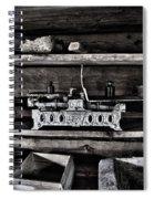 Steelyard Spiral Notebook