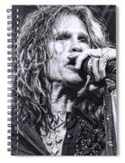 Steven Sings Spiral Notebook