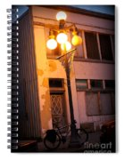 Stop For A Spell Spiral Notebook