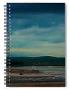 Stormy Morning 2 Spiral Notebook