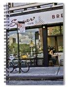 Sugar Breakfast Spiral Notebook