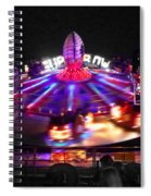 Super Bowl Spiral Notebook