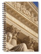 Supreme Court Spiral Notebook