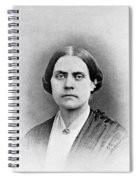 Susan B. Anthony, American Civil Rights Spiral Notebook