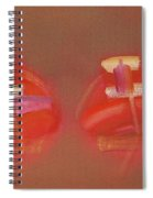 Tavira Boats Spiral Notebook