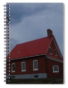 Tawas Point Lighthouse Spiral Notebook