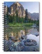 Taylor Lake, Banff National Park Spiral Notebook