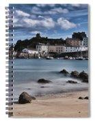 Tenby Harbour 2 Spiral Notebook