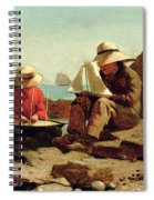 The Boat Builders Spiral Notebook