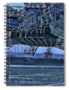 The Carriers Spiral Notebook