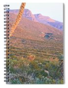 The Colors Of Evening Spiral Notebook