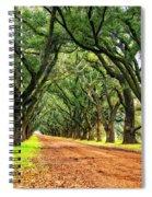 The Deep South Spiral Notebook