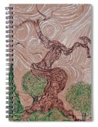 The Earthen Tree Spiral Notebook
