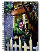 The Grant House Spiral Notebook