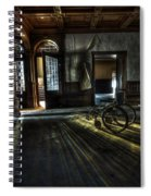 The Home Spiral Notebook