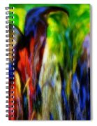 The Parrot Spiral Notebook