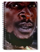 The Prince Of Tides Spiral Notebook