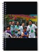 The Team Spiral Notebook