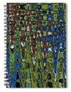 The Way To Go Spiral Notebook