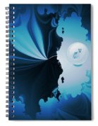 The Wolf Within Spiral Notebook