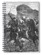 The Zulu War, 1879 Spiral Notebook